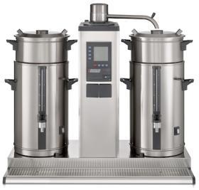 Filtru de cafea profesional, productivitate mare, 40 litri, dublu, B20, BRAVILOR BONAMAT#1