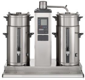 Filtru de cafea profesional, productivitate mare, 80 litri, dublu, B40, BRAVILOR BONAMAT#1