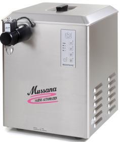 "Masina preparat frisca, 12 litri, 12-Litre ""GRANDE"", MUSSANA#1"
