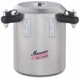 Masina preparat frisca, duala, Duo 2 x 6 Liter - Microtronic Option 2, MUSSANA#1