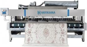 Masina automata de spalat covoare, L4200 mm cu unitate de vacuumare, F SERIES, HYM 4310-F, HAYIKAMA#1