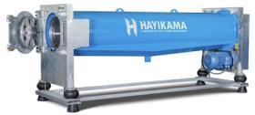 Centrifuga covoare, L2650 mm, PRO LINE, HSS 265-40 PRO, HAYIKAMA#1