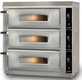 Cuptor vatra 4+4+4 pizza, electric, ES 660-3 DIGITAL, 100-123, FINES#1