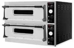 Cuptor vatra 6+6 pizza, electric, PO-6+6, SAMMIC#1