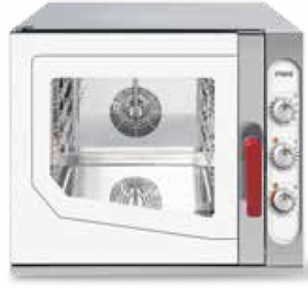 Cuptor gastronomic, injectie abur direct, 5 tavi GN 2/3, electric SGE 523 SVR.1B, MEC#1