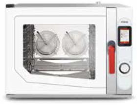 Cuptor gastronomic, injectie abur direct, 5 tavi GN 1/1, electric, ZGE 511 TC.1B, MEC#1
