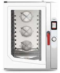 Cuptor gastronomic, injectie abur direct, 12 tavi GN 1/1, electric, ZGE 1211 TC.1B, MEC#1