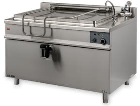 Marmita 300 litri, incalzire indirecta cu termostat, gaz, KG-300-T GASTRO HAAL#1