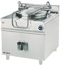Marmita 150 litri, incalzire indirecta, abur KP-150-O GASTRO-HAAL