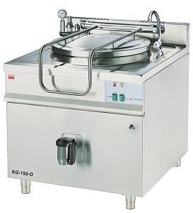 Marmita 150 litri, incalzire indirecta, gaz KG-150-O GASTRO-HAAL