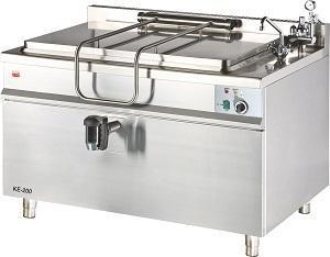 Marmita 200 litri, incalzire indirecta, electrica KE-200 GASTRO-HAAL