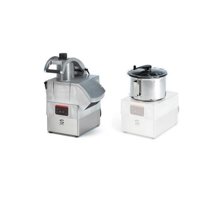 Masina combinata de feliat legume+cutter CK301 SAMMIC