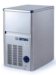 Masina cuburi gheata tip glont 22,5 kg, racire pe apa SDE24 SIMAG