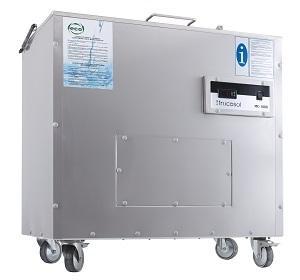 Masina de degresat si igienizat 280 litri MC1000 FRUCOSOL