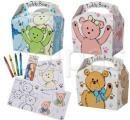 Pachete petreceri copii –'Teddy Bears' kit 03PACK51 COLPAC