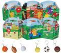 Pachete petreceri copii -'Sports Fruit' kit 03PACK62 COLPAC