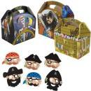 Pachete petreceri copii - Colour-in 'Pirate' kit 03PACKJ COLPAC