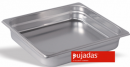 Vascheta gastronorm inox, GN 2/3, INOX PRO, P231001, PUJADAS